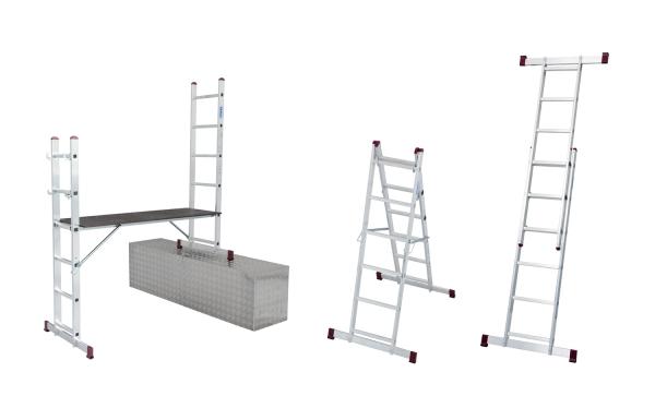 leiterger st sh1m 2x6 spr al1 70 2 75m corda krause. Black Bedroom Furniture Sets. Home Design Ideas